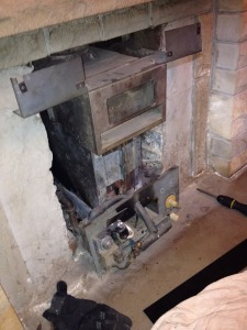 Thorn House Warmer S Back-boiler