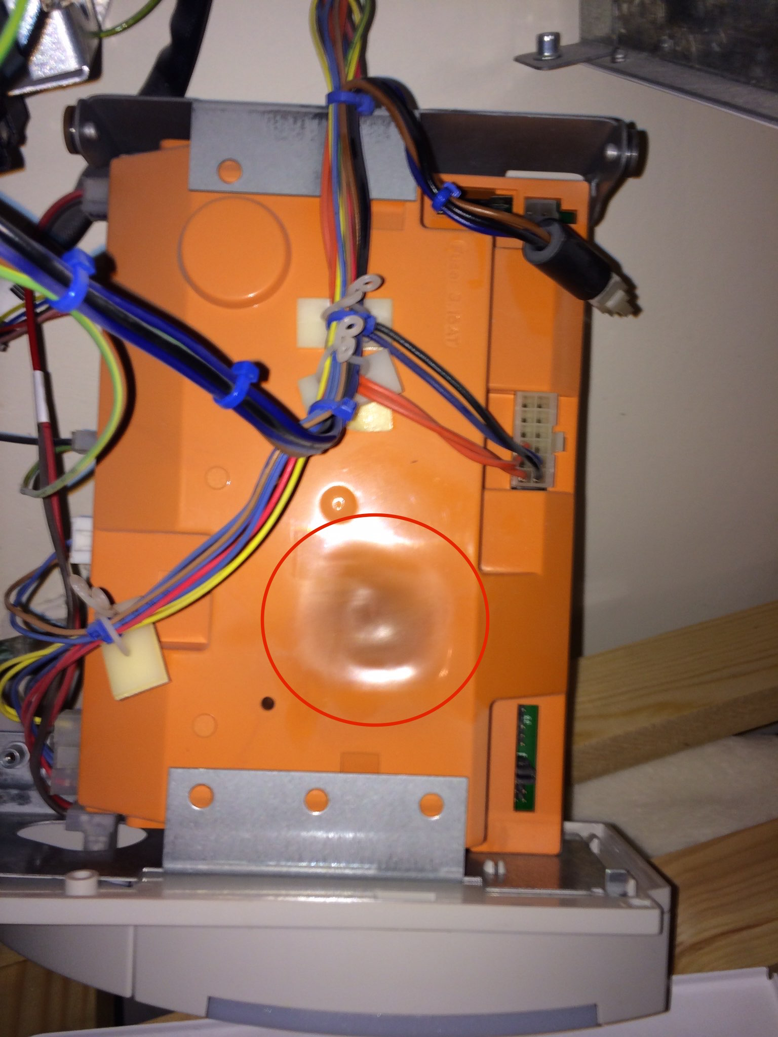 Ideal Boiler Specialist Expert Repair Circuit Board Printed Icos Failed