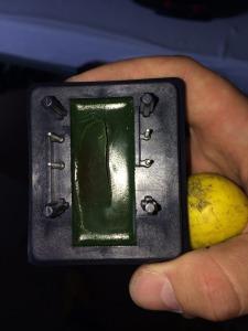 Worcester 15Ri blown transformer