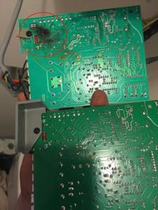 baxi solo 3 pfl 40 blown printed circuit board