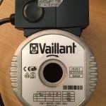 vaillant ecoTEC WILO failed pump