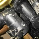 Worcester manifold leak