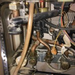 worcester 30Si leaking manifold